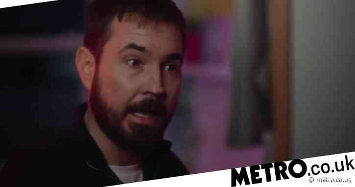 Line Of Duty's Martin Compston takes his role a little too seriously in hilarious Cluedo spoof