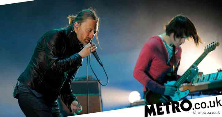 Radiohead speak out against new hearing on 2012 collapsed stage and say it's 'eight years too late'