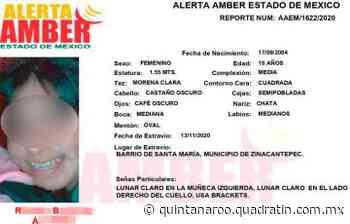 Menor desaparece en Edomex y la encuentran en Tulum - Quadratin Quintana Roo - Quadratín Michoacán