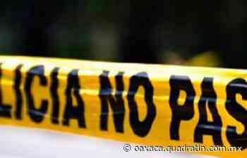 Encuentran cadáver en barranco de la Cuenca del Papaloapan - Quadratín Oaxaca