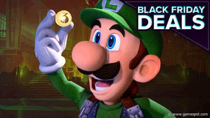 Grab Luigi's Mansion 3 (Switch) For $30 On Black Friday