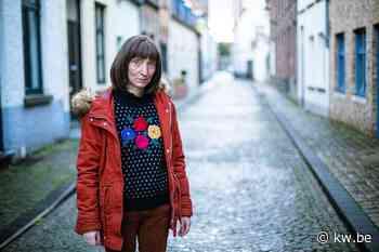 Delphine Lecompte wordt een jaar lang Brugs museumdichter