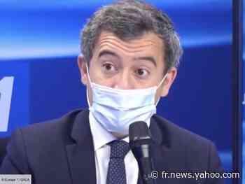 """""""Un beau travail de journaliste !"""" : vif échange entre Gérald Darmanin et Matthieu Belliard - Yahoo Actualités"""