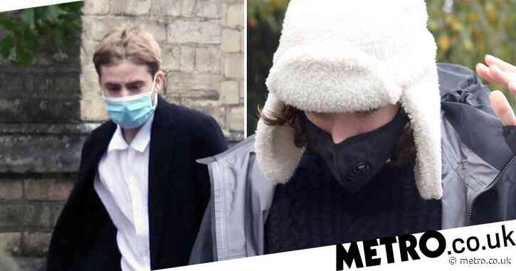Liam Gallagher's son Gene and Ringo Starr's grandson plead not guilty to affray charge in court