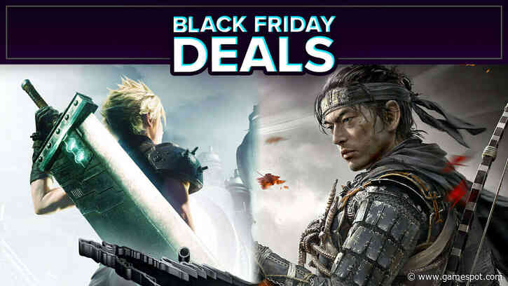PS5 And PS4 Black Friday Game Sale Is Live On PSN