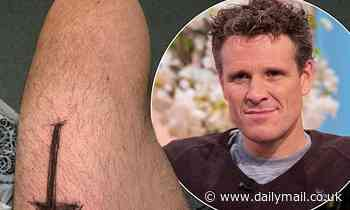 James Cracknell reveals he underwent an operation on his 'nether regions'