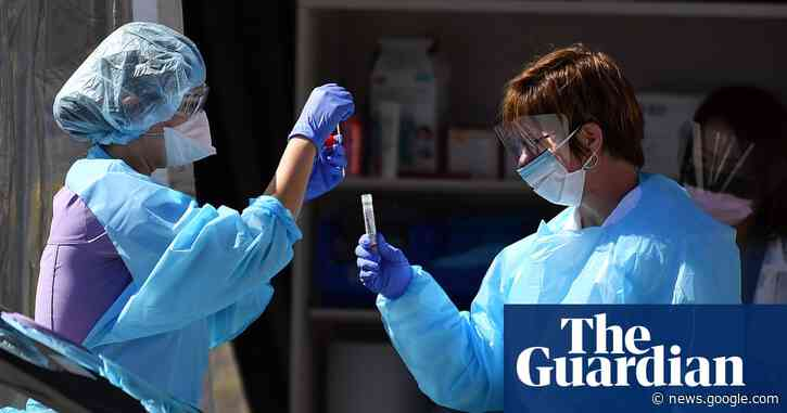 US records highest number of daily coronavirus deaths since May - The Guardian
