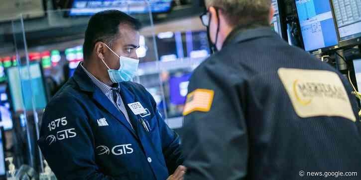 U.S. Stocks Slip as Rally Pauses - The Wall Street Journal