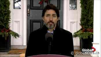 Coronavirus: Trudeau points to COVID-19 'anxiety' after his UN speech sparks 'Great Reset' conspiracy