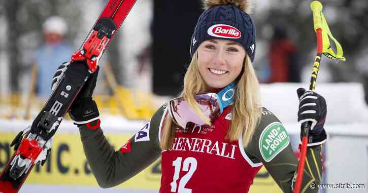 American skiing star Mikaela Shiffrin to start 1st in comeback race after 10 months