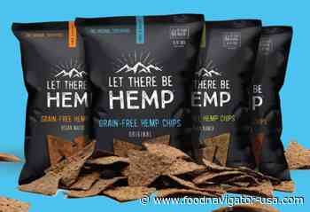 Let There Be Hemp debuts with chips, explores intriguing array of novel hempseed products from extruded puffs to plant-based cheese