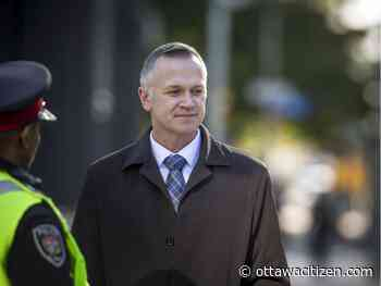 Union boss' lawsuit against former Ottawa police chief reinstated by appeal court