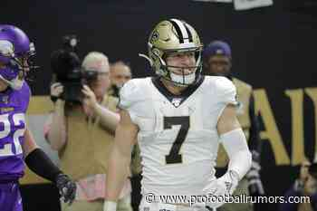 11/20: ProFootballRumors.com- Saints To Start Taysom Hill Over Jameis Winston