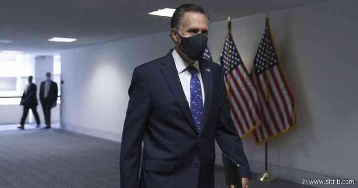 Romney vs. Chachi? Actor Scott Baio threatens to run against Utah senator in 2024 over Trump rebuke.