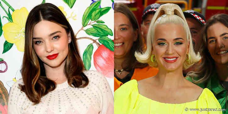 Miranda Kerr Talks Katy Perry & Why She's Grateful Her Ex Found Love