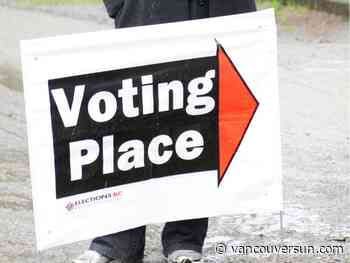 Elections B.C. estimates higher voter turnout, still a historic low for B.C.