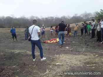 Agricultor fue encontrado sin vida en el cantón Tosagua, provincia de Manabí - El Universo