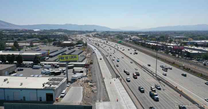 Heavy weekend delays expected on I-15 northbound in Sanday