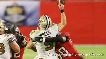 Saints put Drew Brees on injured reserve