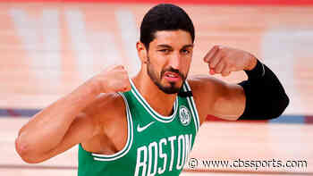 Celtics agree to send Enes Kanter to Trail Blazers in three-team deal also involving Grizzlies, per report