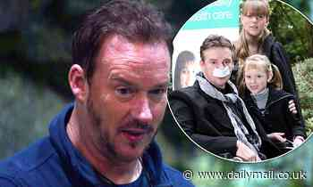 I'm A Celebrity 2020: Russell Watson reveals he 'saw the light' as he details his two brain tumours