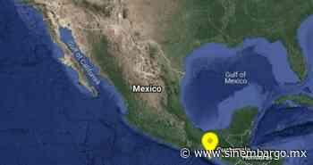 Un sismo de magnitud 5.5 se registra en Ciudad Hidalgo, Chiapas; PC descarta daños materiales o heridos - SinEmbargo
