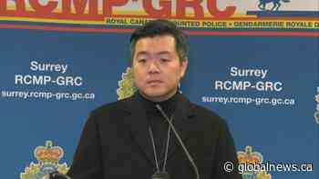 IHIT announces murder charge in 2008 Surrey shooting of James Groves