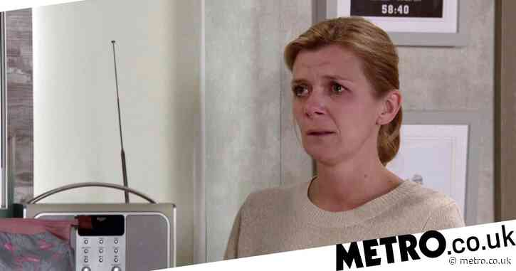 Coronation Street spoilers: Jane Danson reveals Leanne Battersby's 'worst nightmare' as Oliver dies