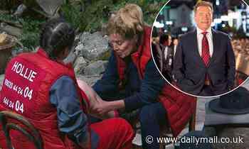 I'm A Celebrity: Beverley Callard on 'trainer' ArnoldSchwarzenegger