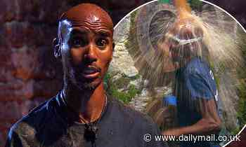 I'm A Celebrity 2020: Mo Farah 'disappointed' after winning 9 stars