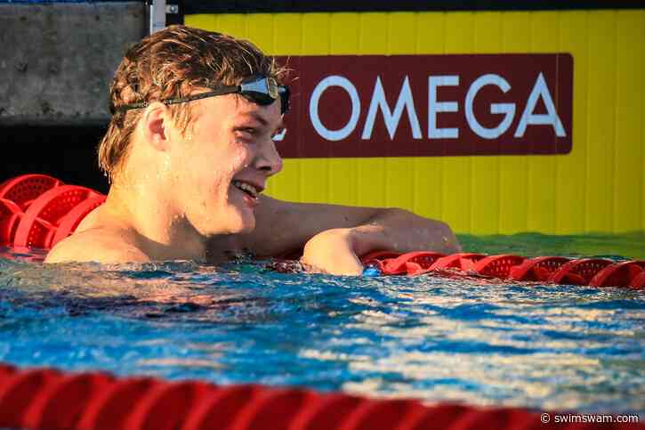 UGA Invite Night 3: Jake Magahey Drops 17 Seconds in 1650 Free to Hit 14:33.78