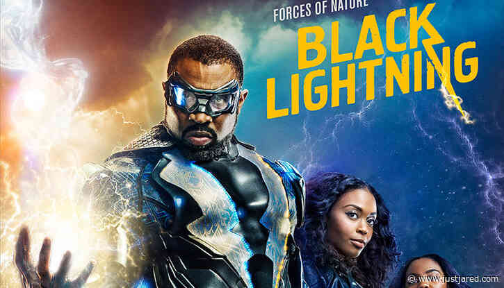 'Black Lightning' Series Will End After Season 4 on The CW
