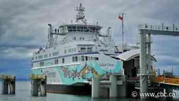 BC Ferries announces sinking finances amid the COVID-19 pandemic