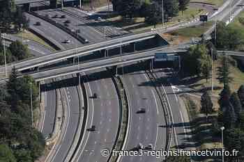 Un piéton percuté sur l'autoroute A6 en pleine nuit à Ecully (Métropole de Lyon) - France 3 Régions