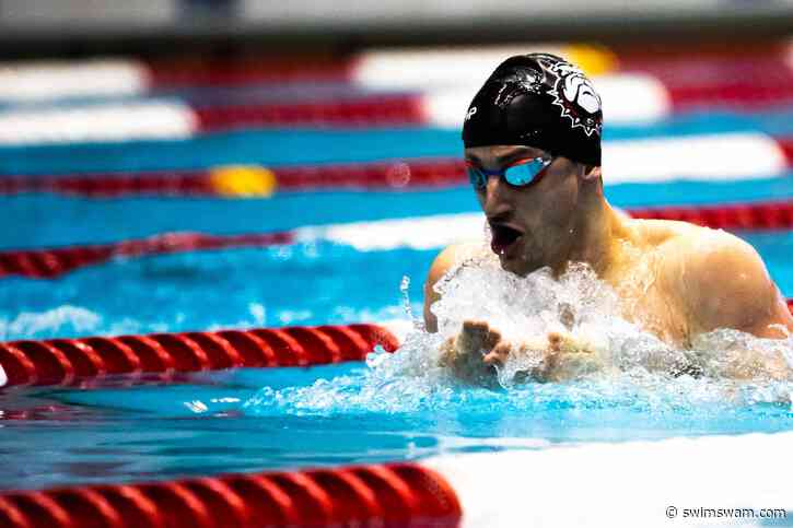 Andrew Wilson Planning To Retire Post-Tokyo, Will Attend Grad School At Oxford