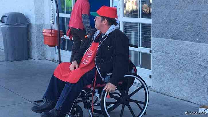 Salvation Army brings out red kettles, bell ringers to help those in need amid pandemic