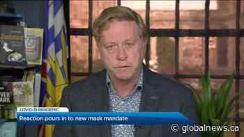 Reaction to B.C.'s sweeping new COVID-19 restrictions