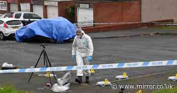 Four men seriously injured in three separate shootings during night of bloodshed