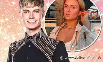 Strictly's HRVY reveals he plans to take Maisie Smith 'out for dinner'
