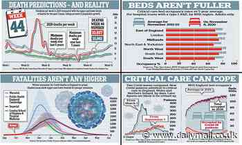 Covid UK: Facts about the risks, the death rate, and NHS capacity