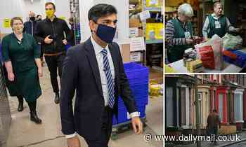 UK Economy: Rishi Sunak to rewrite Treasury's rules to help North