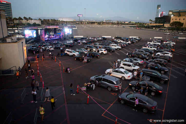 Festival Pass: Get ready for drive-in concerts with some very beachy vibes