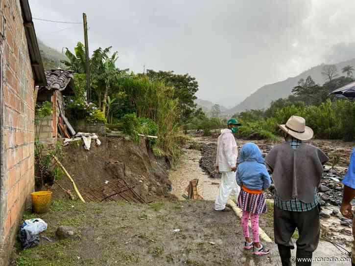 El Carmen de Atrato, Chocó, pide ayudas urgentes para damnificados - RCN Radio