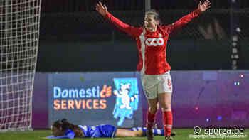 Standard wint vrouwentopper in Gent en blijft in spoor van Anderlecht - sporza.be