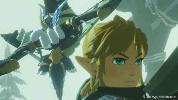 Hyrule Warriors: Age Of Calamity Has A Day One Update