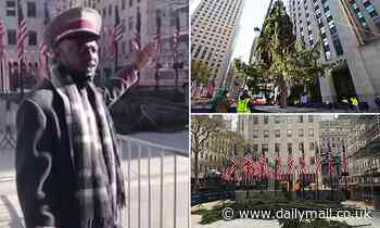 Branch 'extensions' added to 'sad' Rockefeller Center Christmas tree