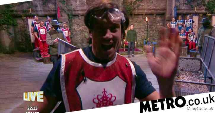 I'm A Celebrity 2020: Vernon Kay screams F-word during live trial after being told not to swear