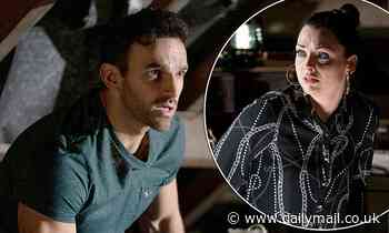 EastEnders SPOILER: Kush Kazemi hides out in Whitney's attic after escaping arrest