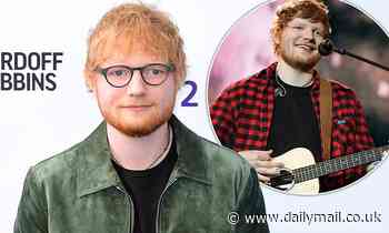 Ed Sheeran 'gives £10,000 to the hospital that cared for his beloved late grandmother''