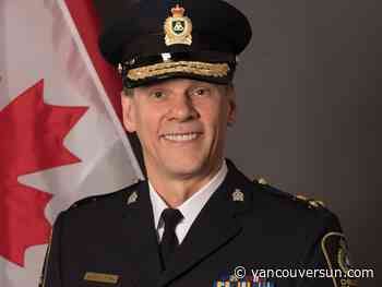 Surrey names veteran cop as city's first municipal police chief
